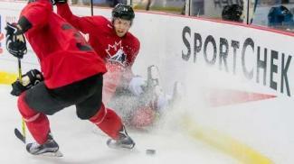 match hockey sur glace