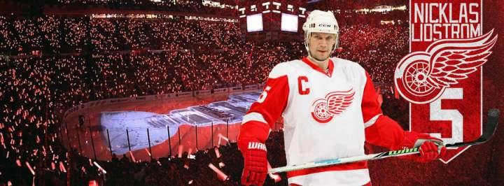 lidstrom hockey