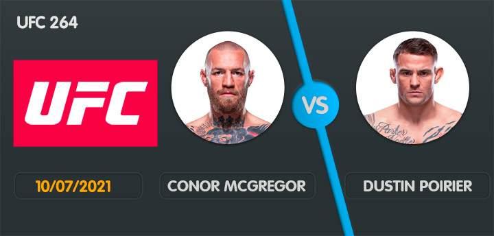 Pronostic Dustin Poirier VS Conor Mc Gregor – UFC 264